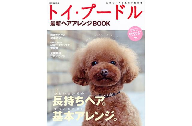 トイプードル デザインカット集 モデル犬